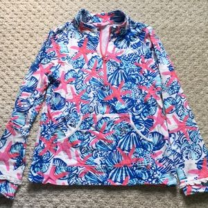 Lilly Pulitzer She She Shell Popover